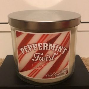Other - Peppermint twist Candle